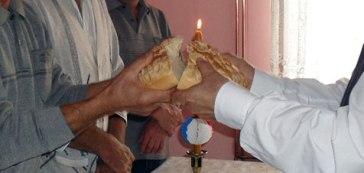krsna slava, slavski kolač
