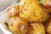 Jednostavni i ukusni krumpir na maslacu