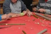 Tradicionalna zviždaljka, svirak od jasenove grančice