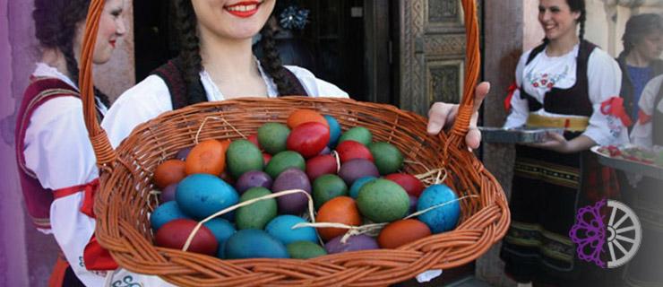 Uskršnja tradicija i narodni običaji Uskršnjeg derneka