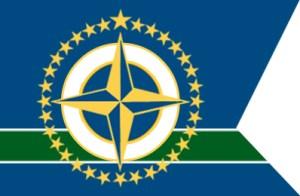 Minnesota the North Star State Flag