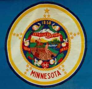 The Third Minnesota State Flag (1983)