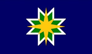 Jon Good's Minnesota Flag