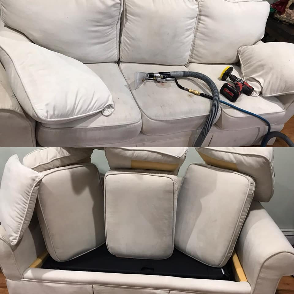 NYC Upholstery Cleaner