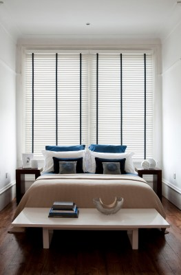 Faux Wood Venetian Blinds Are Suitable For Any Room Including Bedrooms, Bathrooms & Kitchens.