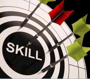 Skills using assessment process