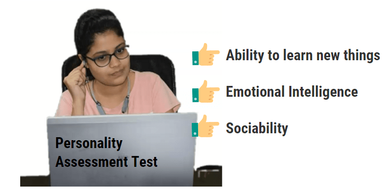 Personality Assessment Test