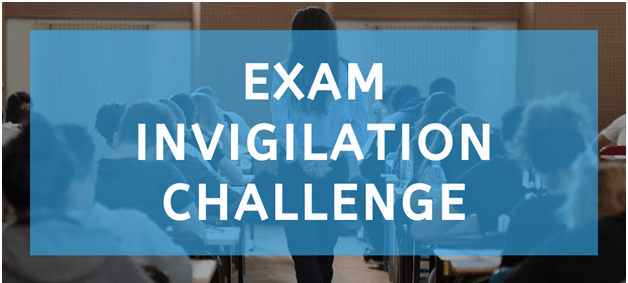 Exam INvigilation Challenge