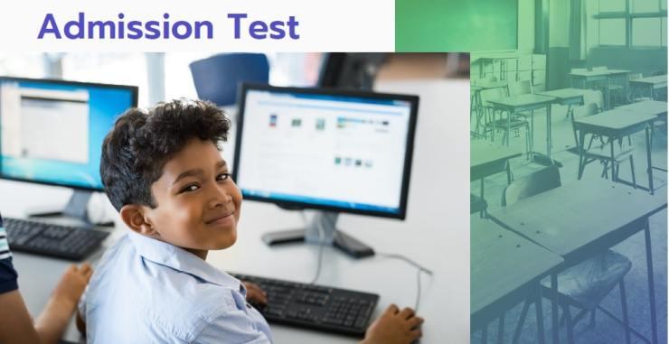 School Admission Online Test