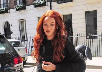 RihannaSideye