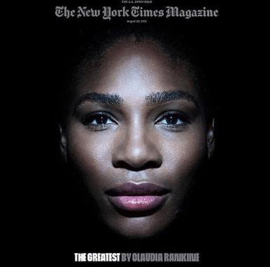Serena New York Times 8.26.15