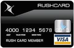 black diamon rush card