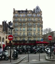 Building in the 17th Arrondissement