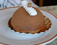 Pastries at Angelina