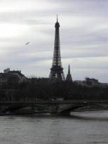 Eiffel Tower from Pont Alexandre III 2