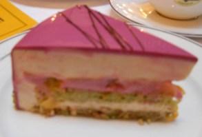 Pastries at Mariage Freres