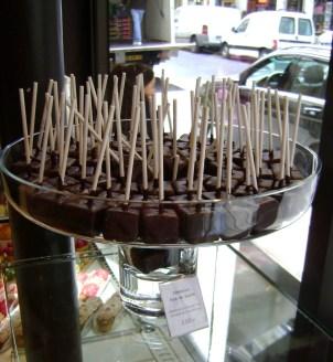 Marshmallows at Pain de Sucre