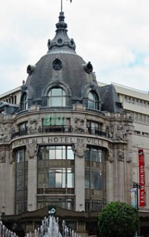 BHV department store