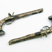 Napoleon's pistols