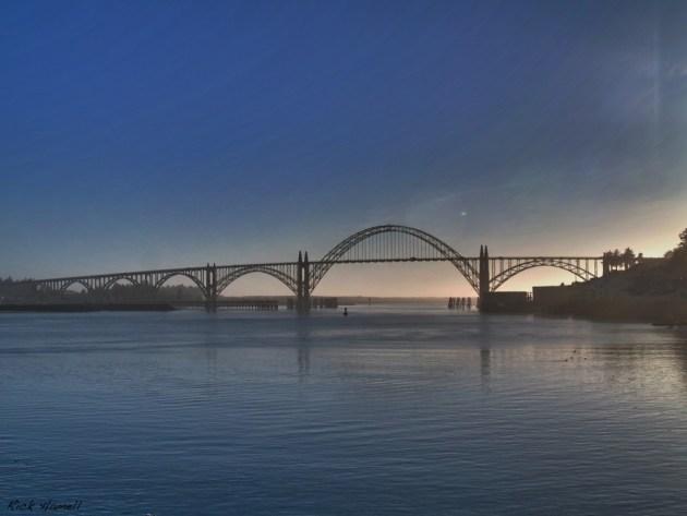 Newport Bay Bridge