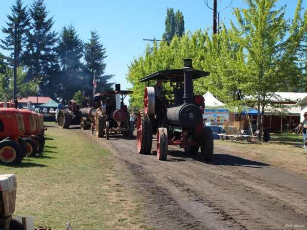 Tractor Line Up