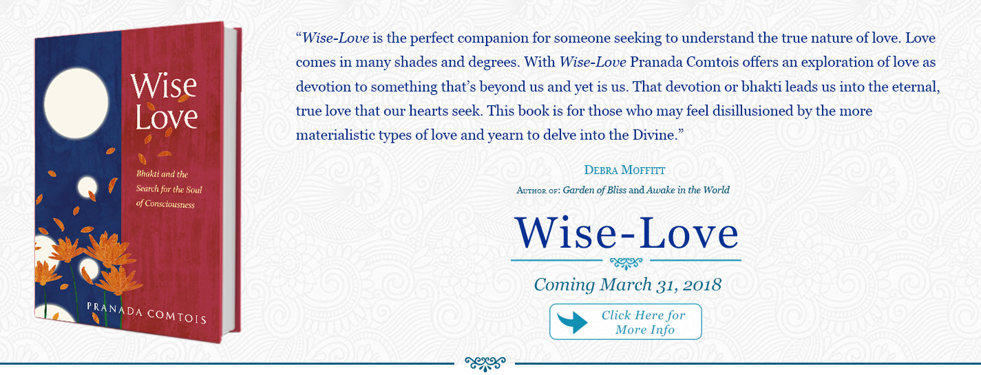 Debra Moffitt Quote on Wise Love