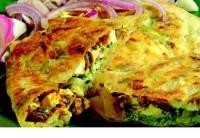 Parantha Sandwich