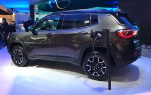 Jeep Compass 4XE PlugIn