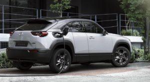 Mazda CX-30 full electric