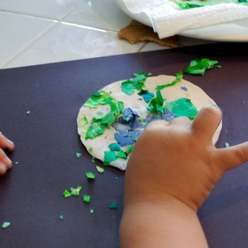 Even little hands can do this project!