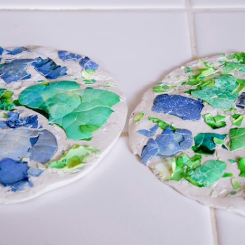 Final Earth Mosaics