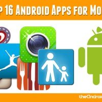 Top 16 Android Apps for Moms