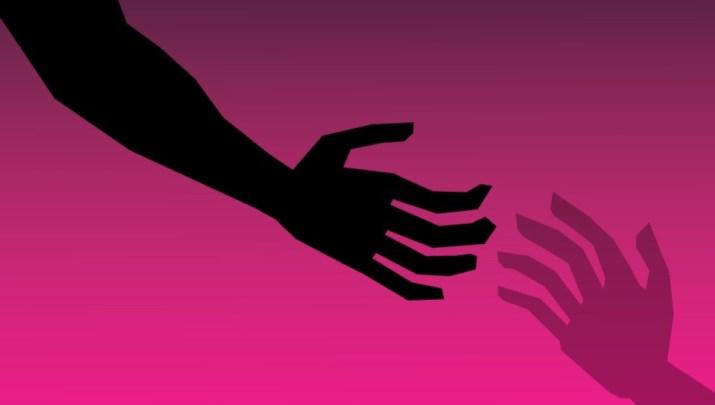 Donne moi ta main... Et prend la mienne ?
