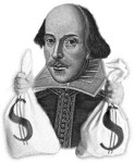 Shakespeare grants