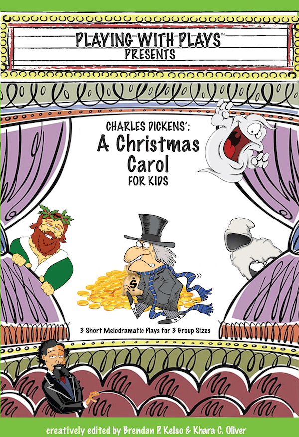 Christmas Plays For Kids.Charles Dickens A Christmas Carol For Kids Shakespeare For Kids Books