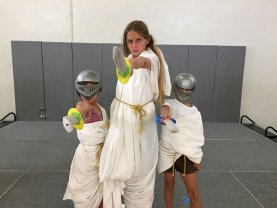Julius Caesar for Kids
