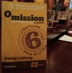 Widmer Omission Gluten Free Beer