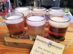 Deschutes Beer Sampler Tray