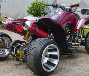घर का बना क्वार्टर बाइक खुद करो