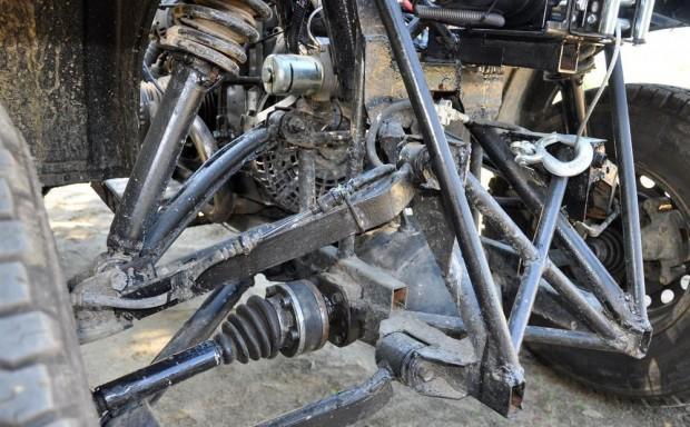 6 σύνολα σπιτικών τετράκλιων ποδηλάτων: Συλλέξτε Quadric με τα χέρια σας