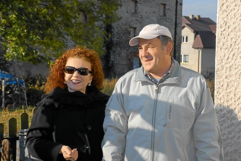 The farmer whose father kept the key to the synagogue