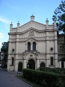 photo: Tempel_Synagogue_in_Kraków
