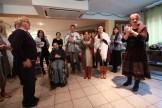 dancing on the welcoming Shabbat