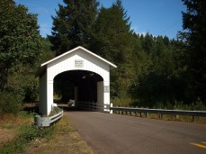 Ghost Town of Wendling, Oregon