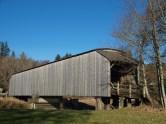 Grays River Covered Bridge