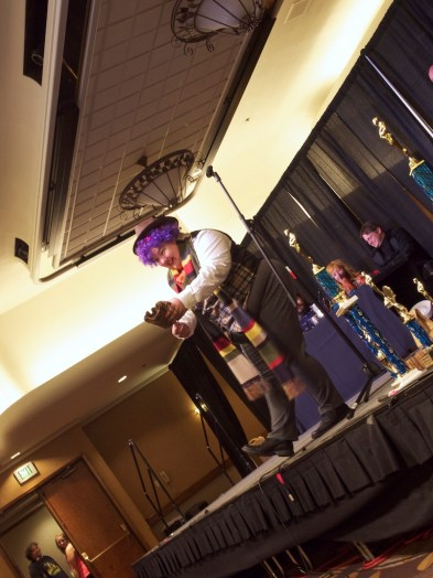 Orycon 36 Costume Contest