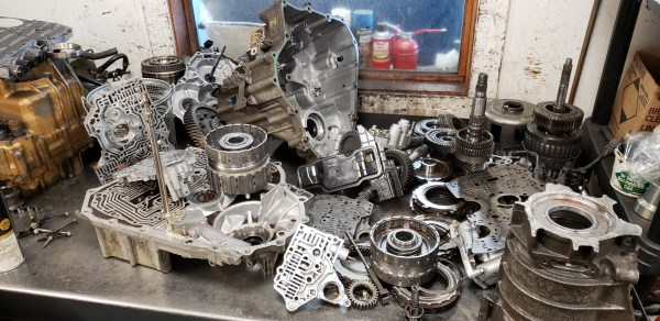 full transmission rebuild