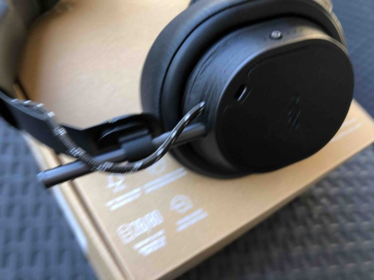 Cuffie bluetooth House of Marley modello Exodus