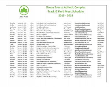 ocean breeze 2016 schedule b
