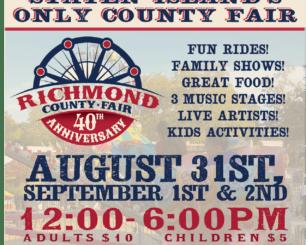 Richmond County Fair 2019